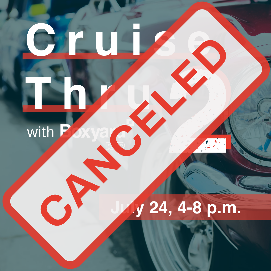 canceled cruise thru