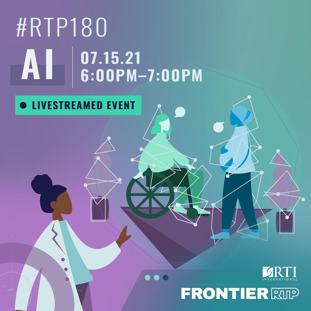 July RTP180: AI Graphic
