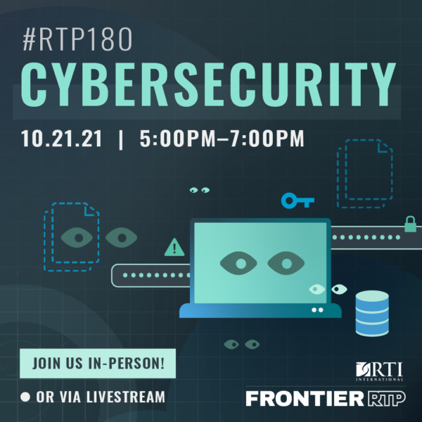 Cybersecurity Flyer for Oct 21, 2021