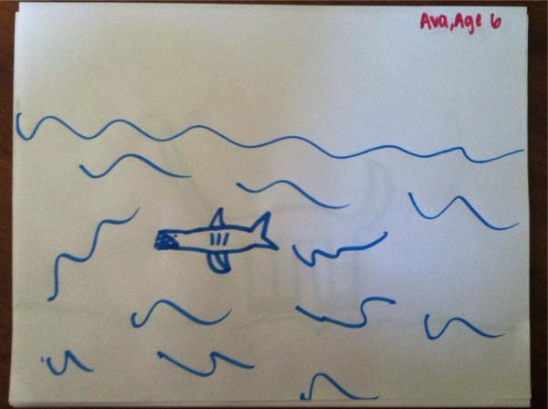 Ava's Shark