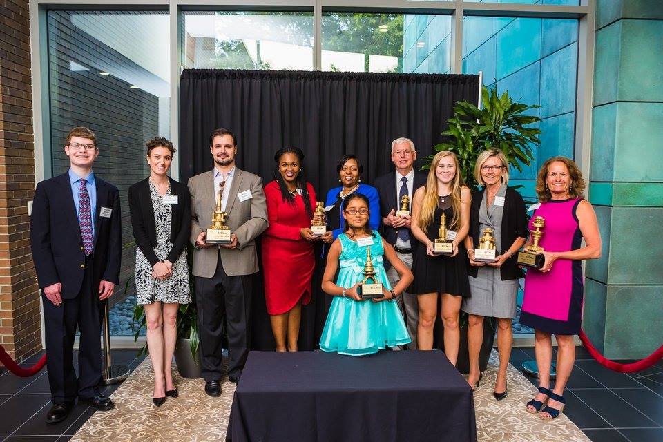 All of the First Annual STEMmy Award winners