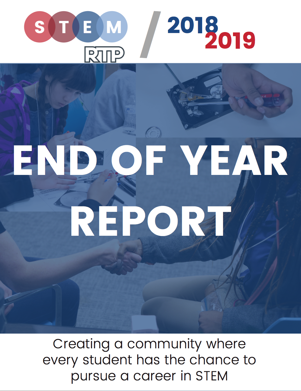 End of Year Report 2018-2019