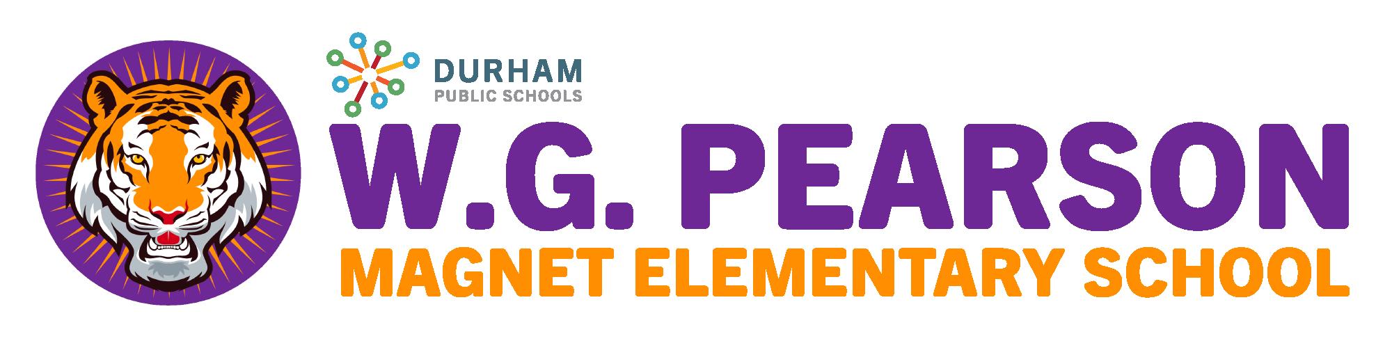 W. G. Pearson school logo