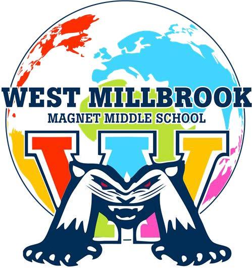 West Millbrook Magnet Middle Logo