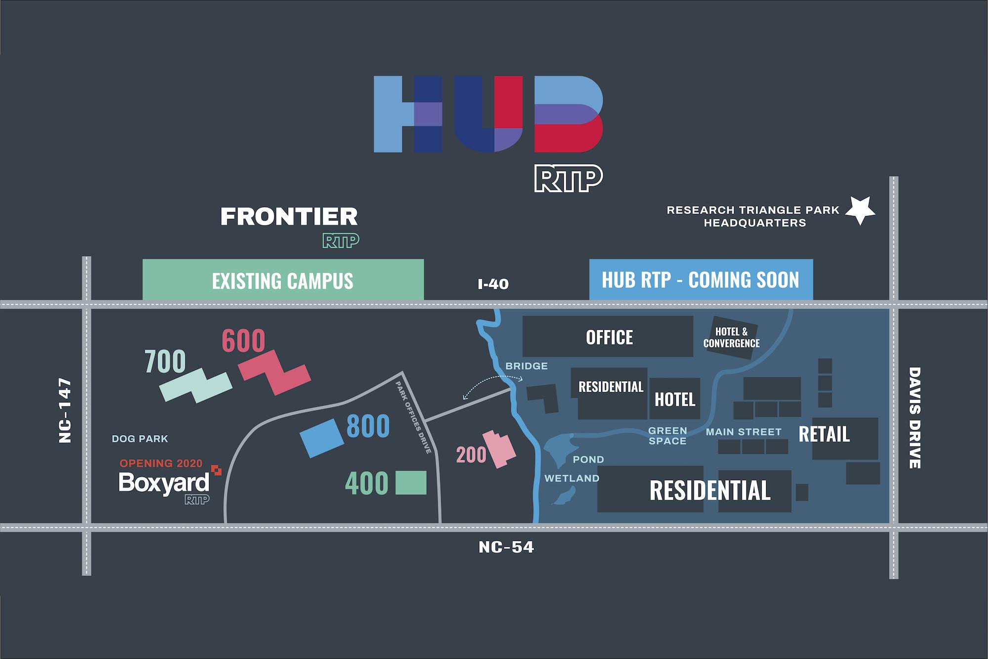 2019-05-21 Hub RTP Map