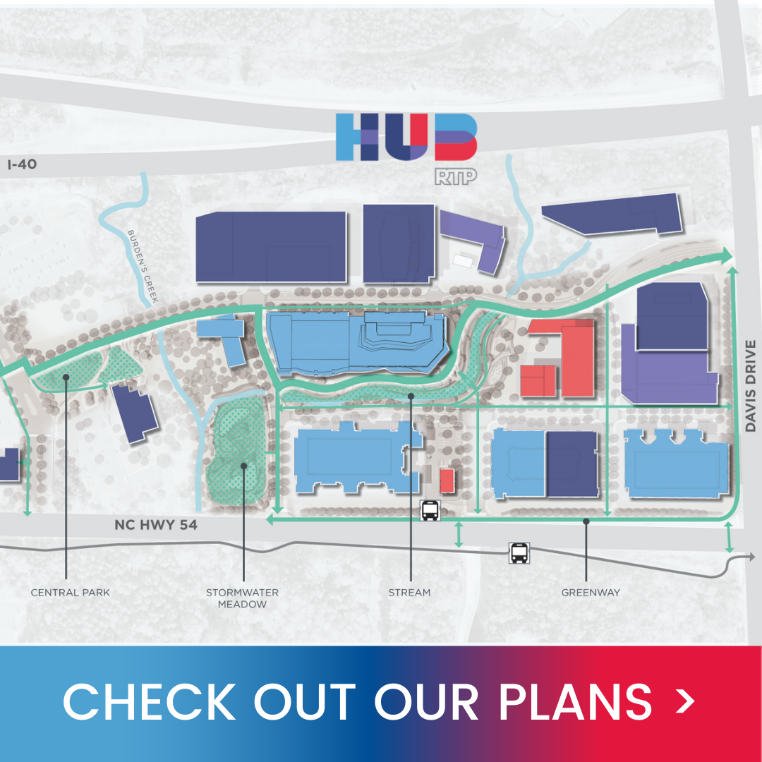Hub Map with CHECK OUT OUR PLANS