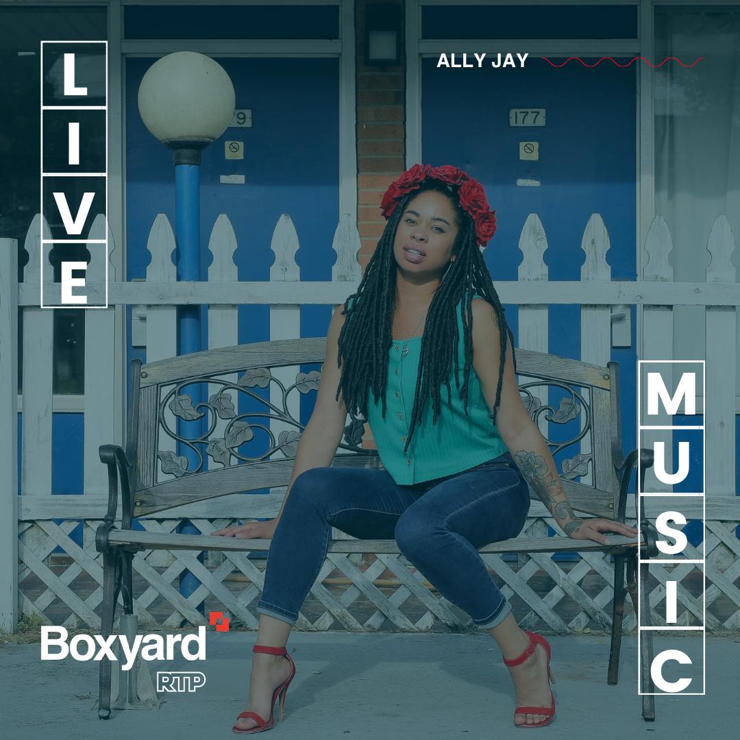 ally j live music
