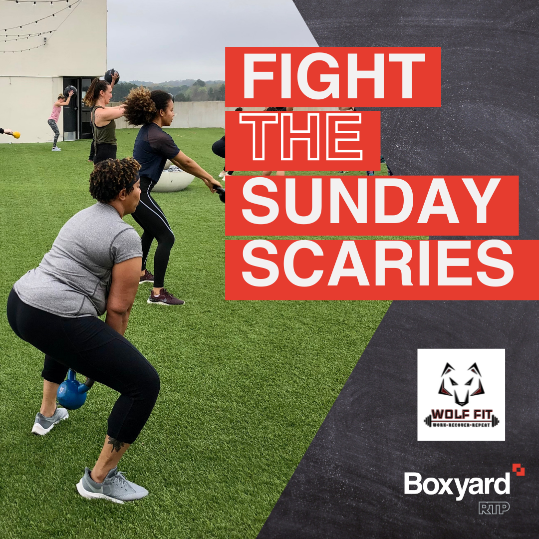fight the sunday scaries