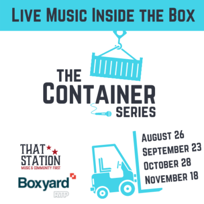 the container series