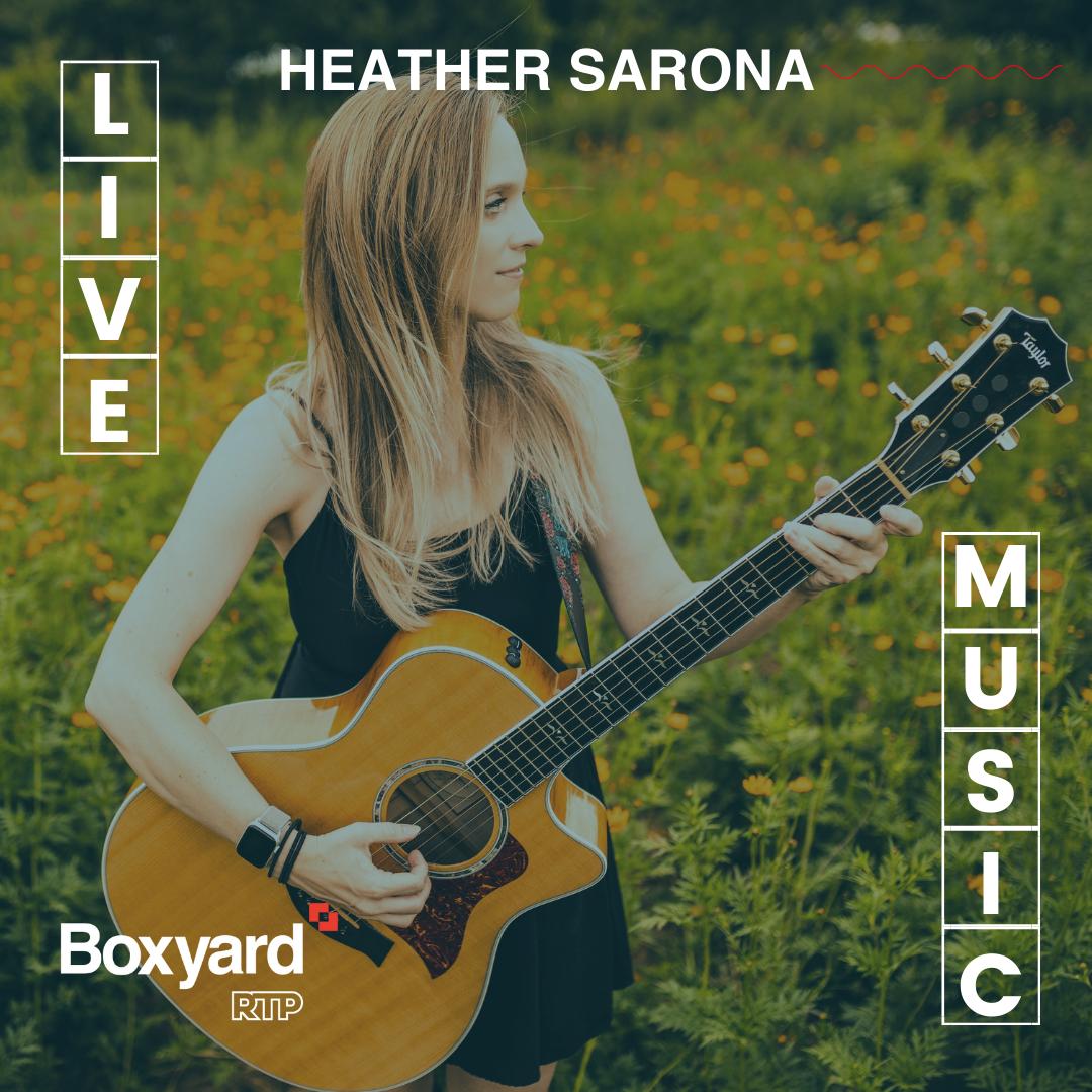 heather sarona